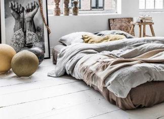 Miejsce pod sypialnie w m1